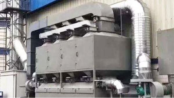 耀先RTO蓄热式催化燃烧设备
