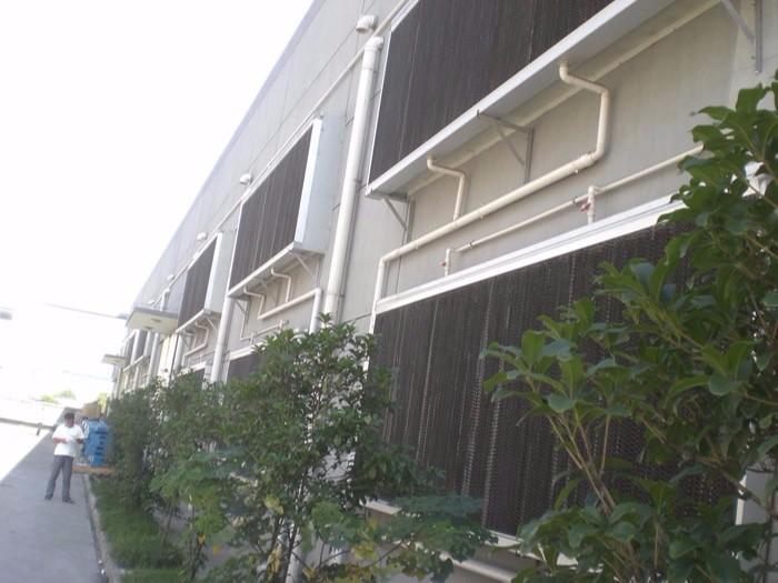 水帘风机系统