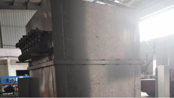 耀先水泥厂布袋除尘器