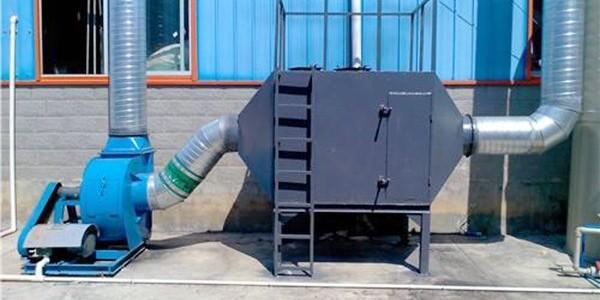 耀先活性炭吸附箱