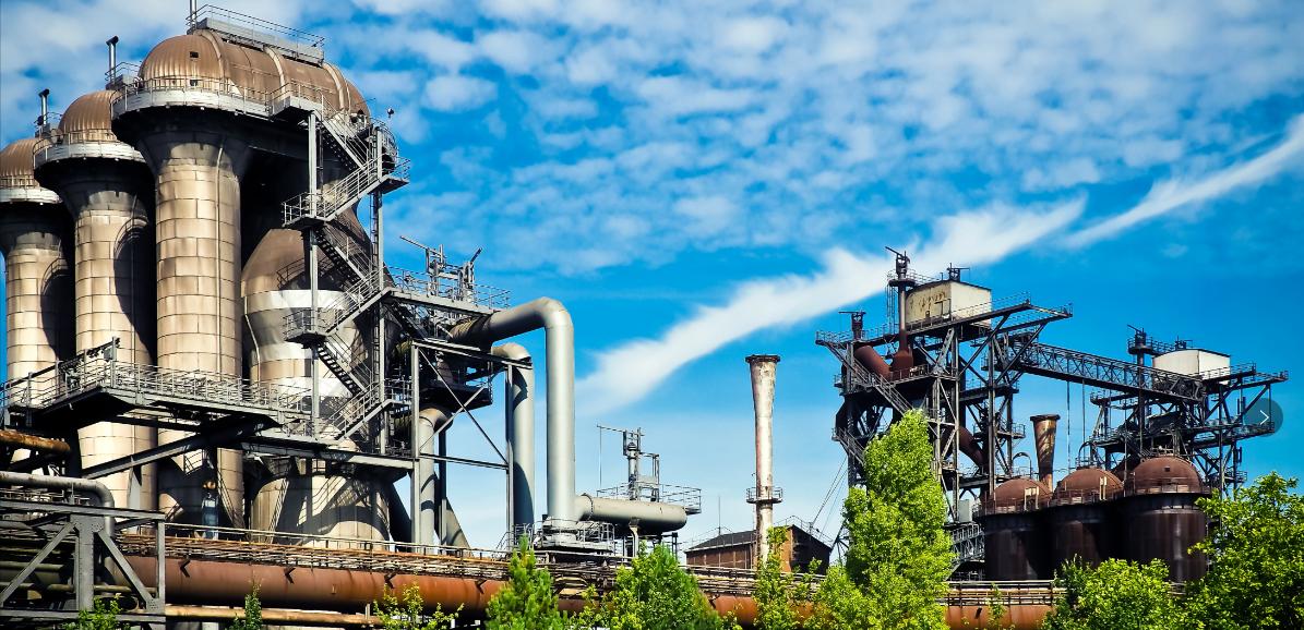 化学化工行业通风降温