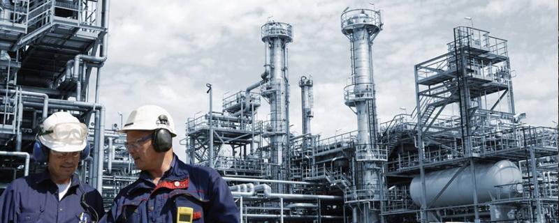 石油废气处理