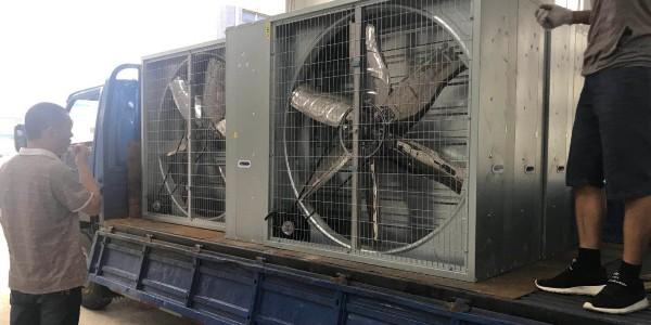 耀先通风降温设备