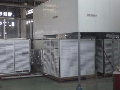 服装箱包行业通风降温方案