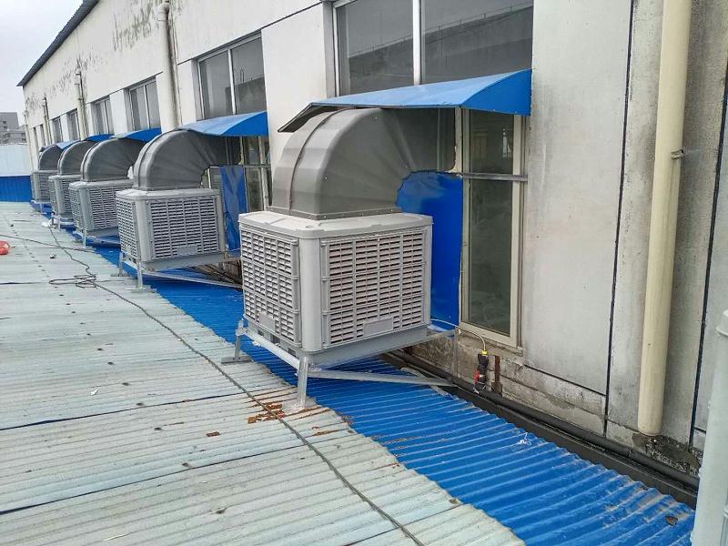 耀先车间降温设备