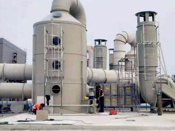 耀先-废气处理工程施工图