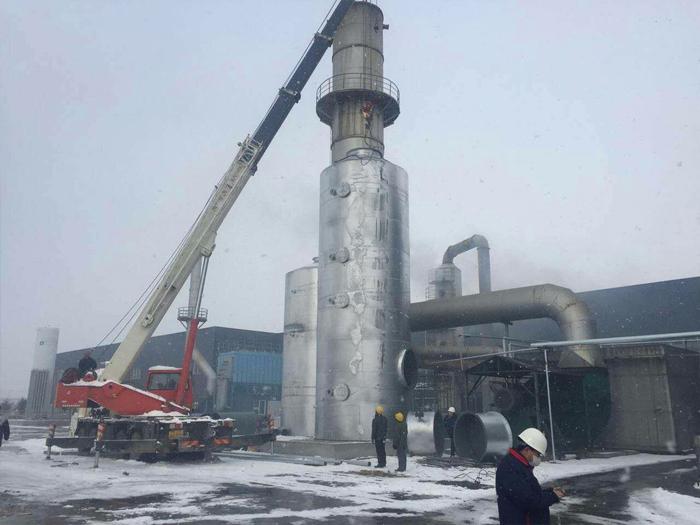 耀先-工业废气处理施工图
