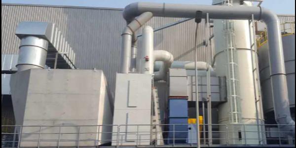 耀先活性炭吸脱附催化燃烧设备