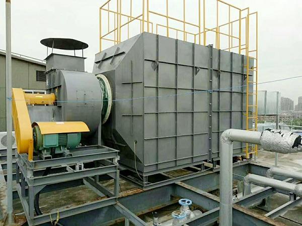 碳钢活性炭处理箱