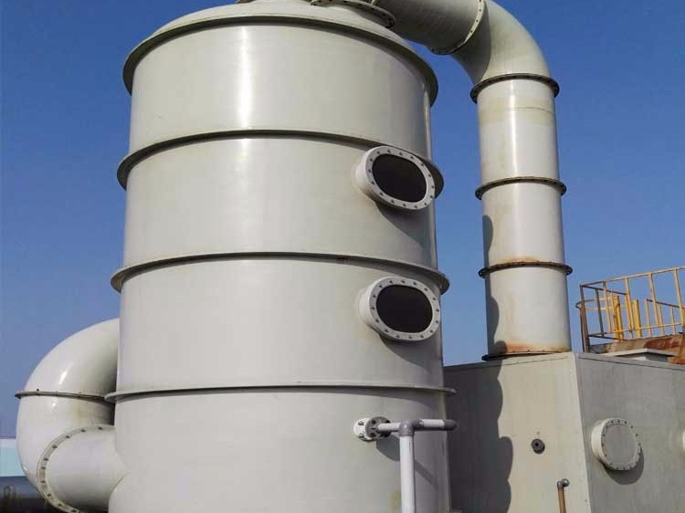 废气吸收处理设备