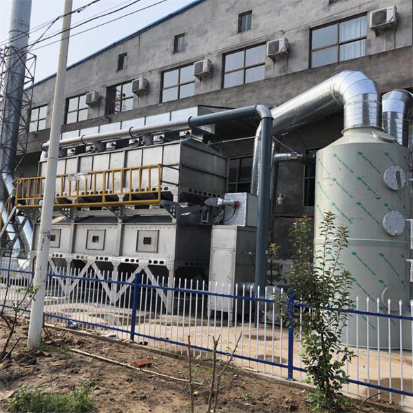 催化燃烧设备