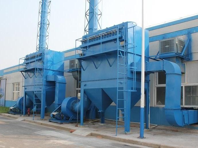 铸造厂粉尘治理方案