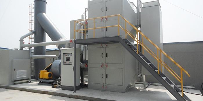 制药企业用哪种废气处理设备好?
