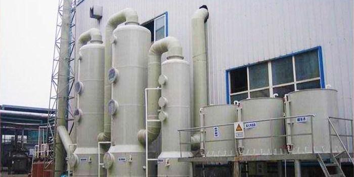 塑料厂废气处理用什么办法好?