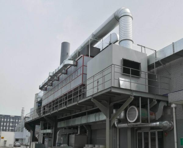 耀先活性炭催化燃烧设备