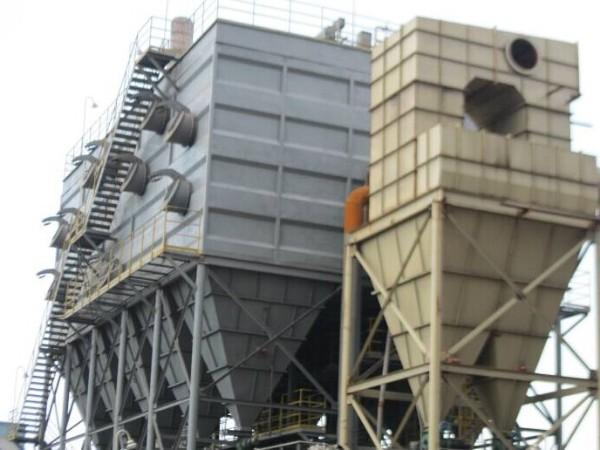 铸造厂布袋除尘器