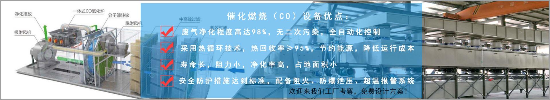 催化燃烧(CO)设备